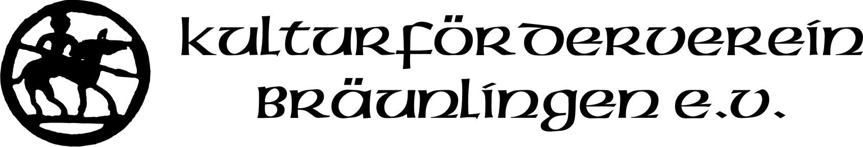 Logo des Kulturfördervereins